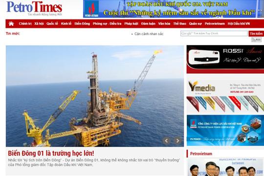 Thu hồi thẻ nhà báo của ông Nguyễn Như Phong, đình bản 3 tháng báo Petrotimes
