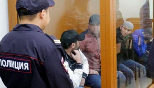 Xét xử 5 nghi phạm ám sát cựu Phó Thủ tướng Nga Boris Nemtsov