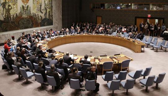 HĐBA LHQ bác bỏ hai dự thảo nghị quyết của Pháp và Nga về Syria