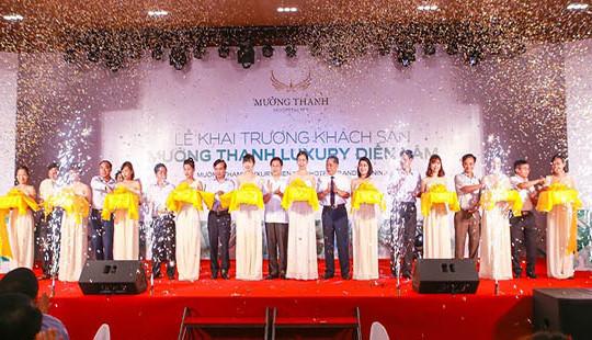 Khai trương Khách sạn Mường Thanh Luxury Diễn Lâm