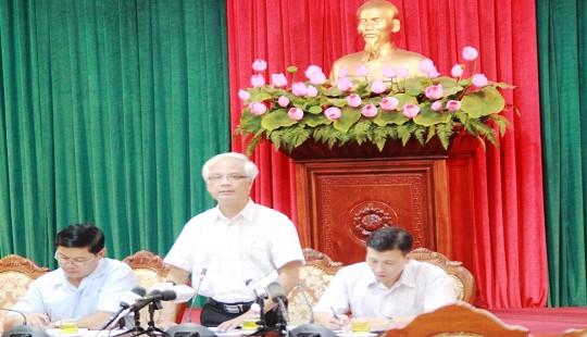 Hà Nội: Phê bình hai người đứng đầu đơn vị có tham nhũng