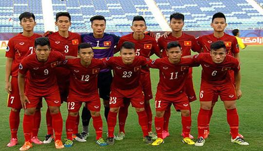 U19 Việt Nam hòa UAE trong tiếc nuối