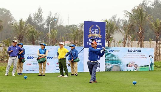 Sắp khởi tranh giải Faros Golf Tournament lần thứ 2