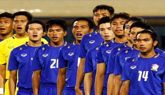 Thái Lan thua cả 3 trận, bị loại sớm giải U19 châu Á