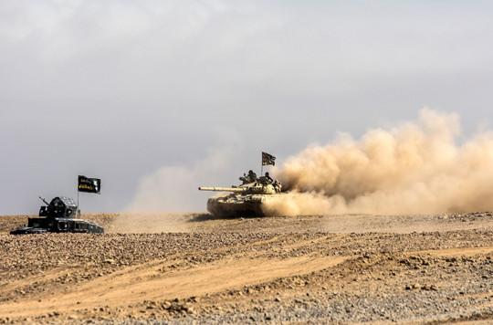 Lực lượng an ninh Iraq giành lại nhiều khu vực gần Mosul