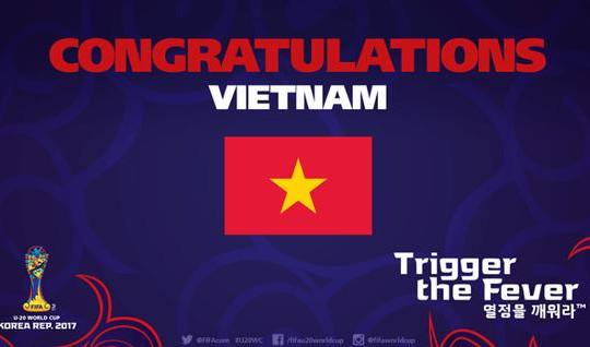 Người hâm mộ vỡ òa cùng U19 Việt Nam