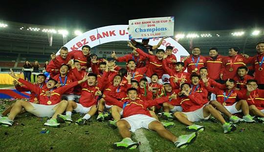 Hành trình dẫn tới kỳ tích U19 Việt Nam