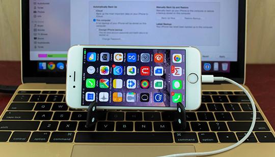Apple phát hành iOS 10.1, mang Portrait Mode đến iPhone 7 Plus
