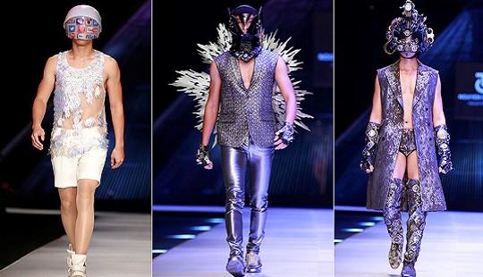 NTK Công Trí hé lộ BST sẽ trình làng tại Vietnam International Fashion Week