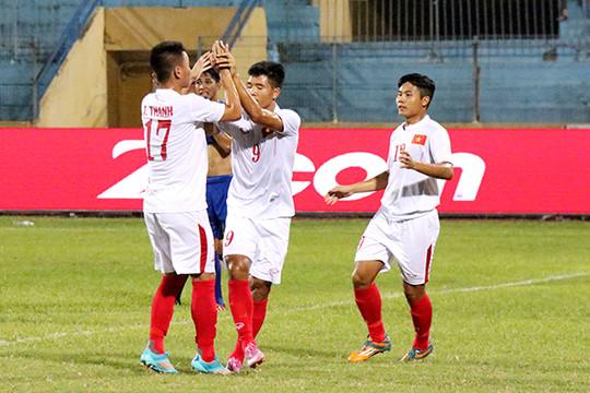 Việt Nam đại chiến Nhật Bản ở bán kết giải U19 châu Á