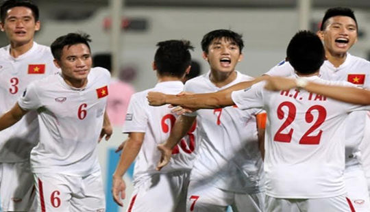 Bán kết U19 châu Á: Khẳng định đẳng cấp