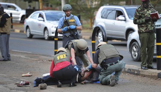 IS nhận tiến hành tấn công Đại sứ quán Mỹ ở Kenya