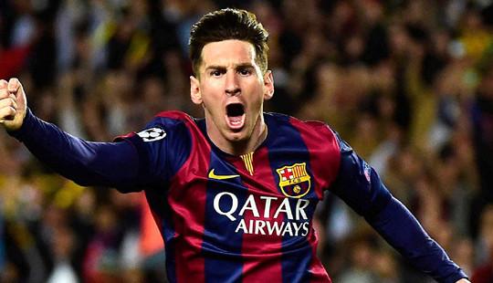 Messi lập thêm kỷ lục mới