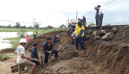 Phú Yên: 7 người chết, 1 người mất tích do mưa lũ