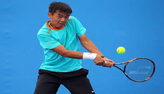Lý Hoàng Nam tăng kỷ lục 9 bậc trên BXH ATP