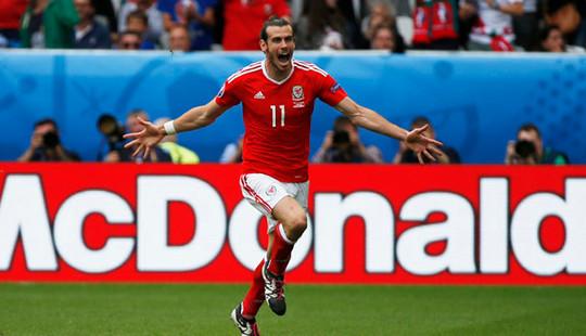 Vòng loại World Cup 2018: Bale giúp Xứ Wales có 1 điểm