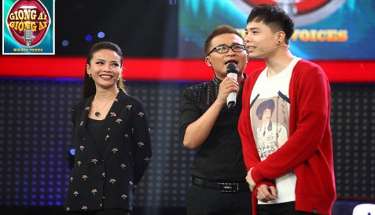 """Trấn Thành liên tục bị Trịnh Thăng Bình """"chặt chém"""" trên truyền hình"""