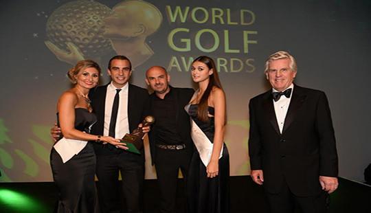 """Giải """"Sân Golf mới tốt nhất Thế giới"""" xướng danh Bà Nà Hills Golf"""