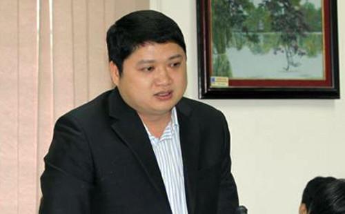 Ông Vũ Đình Duy, thành viên HĐTV Vinachem bị tạm đình chỉ công tác