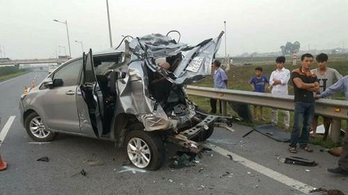 Vụ tai nạn 10 người thương vong ở Thái Nguyên: Bắt khẩn cấp tài xế lái xe Innova