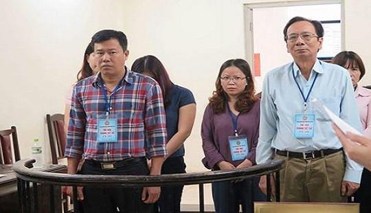 Hoãn phiên tòa xét xử cựu Giám đốc Công ty CP cồn rượu Hà Nội