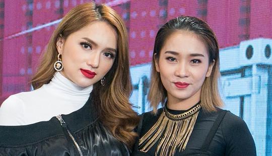 Hương Giang Idol kết hợp cùng Trịnh Thăng Bình 'đại náo' The Remix 2017
