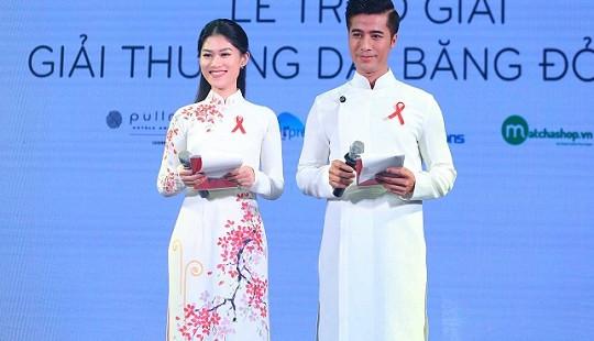 Ngọc Thanh Tâm cùng dàn sao Việt kêu gọi chống phân biệt đối xử với người nhiễm HIV