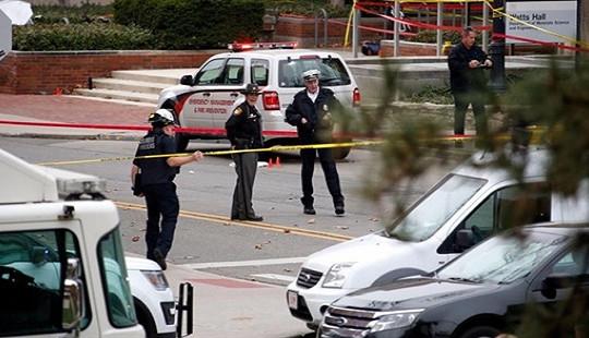 Hung thủ tấn công tại đại học Ohio là một nam sinh gốc Somalia