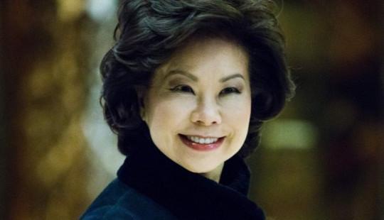 Ông Trump chọn nữ chính khách gốc Hoa vào nội các mới