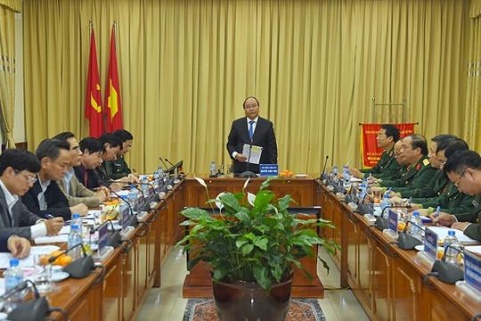 Thủ tướng kiểm tra công tác tu bổ định kỳ Lăng Chủ tịch Hồ Chí Minh
