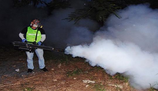 TP.HCM: Áp dụng phun xịt hóa chất diệt muỗi mới đối phó Zika