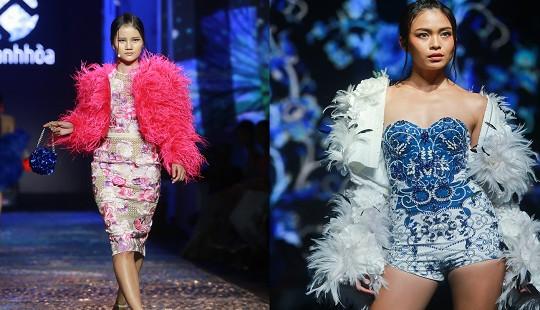 Bộ 3 Quán quân Vietnam's Next Top Model nổi bần bật trên sàn diễn