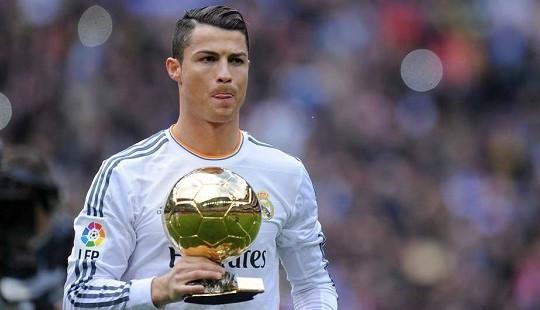 Nhà vô địch châu Âu Ronaldo đoạt Quả bóng vàng