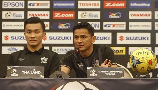 Chung kết AFF Cup: HLV Kiatisuk lo lắng nhất điều gì?