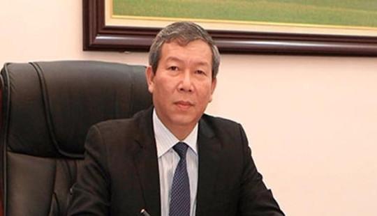 Bộ GTVT miễn nhiệm Chủ tịch HĐTV Tổng Công ty Đường sắt Việt Nam