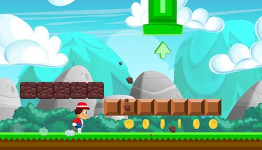 Super Mario Run vừa ra mắt, game nhái đã xuất hiện trên Android