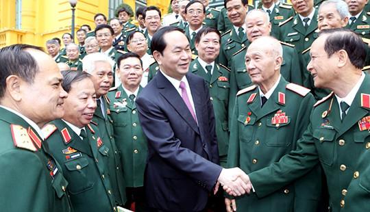 Chủ tịch nước: Cục Tác chiến cần tham mưu những vấn đề cấp bách, lâu dài với Đảng, Nhà nước
