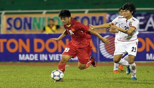 """U21 quốc tế 2016: U21 Việt Nam """"đụng núi"""" Yokohama"""