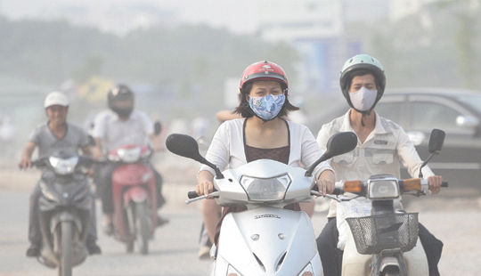 Ô nhiễm không khí đang tàn phá cơ thể như thế nào?