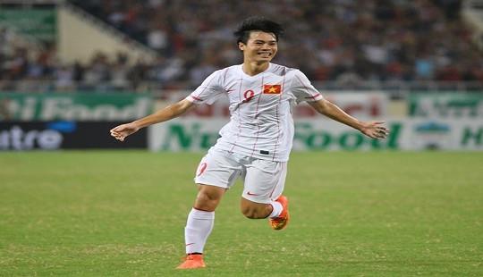 """U21 quốc tế: Văn Toàn """"ẵm"""" nhiều giải cá nhân"""