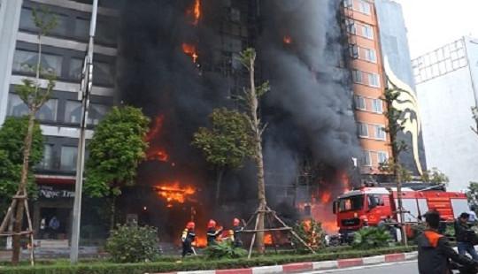 Tết Nguyên đán: Hà Nội siết chặt công tác phòng chống cháy nổ