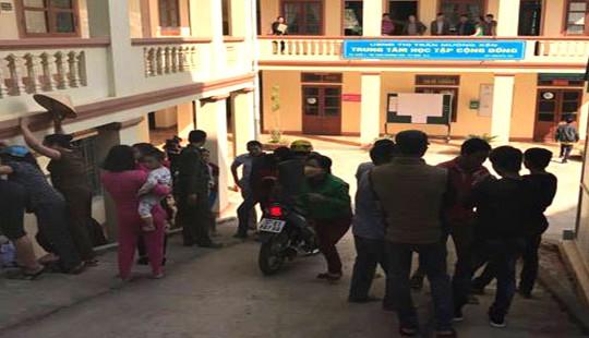 Nghệ An: Điều tra làm rõ đối tượng nghi bắt cóc trẻ em