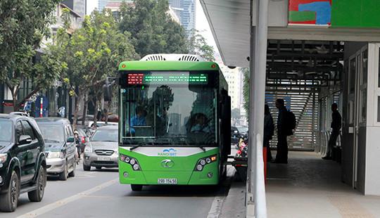 26 tuyến xe buýt thường kết nối với xe buýt nhanh