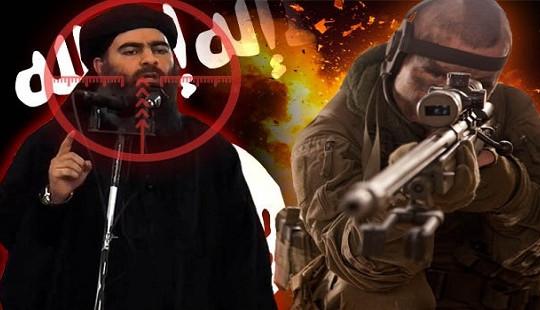 Đặc nhiệm Anh được lệnh tiêu diệt thủ lĩnh IS ngay tại chỗ