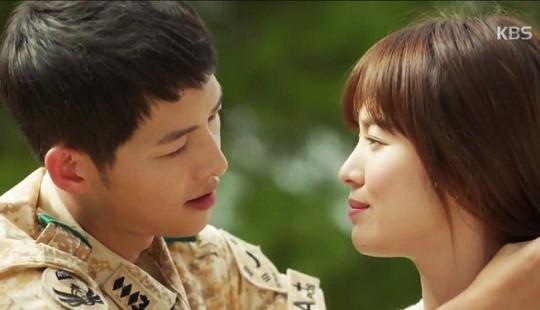 10 Cặp đôi ấn tượng nhất trên màn ảnh Hàn Quốc năm 2016