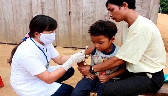 Quảng Nam:  Bùng phát ổ dịch bạch hầu, 2 học sinh tử vong
