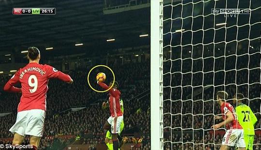Mourinho nói gì sau trận hòa Liverpool?