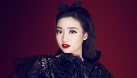 Hoa hậu Mỹ Linh bất ngờ lột xác với phong cách cổ điển
