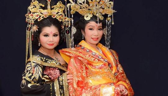 NSƯT Trịnh Kim Chi thành công từ những khó khăn trên sân khấu mang tên mình