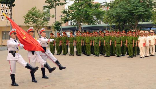 Ra mắt Đội Hình sự đặc nhiệm hướng Nam